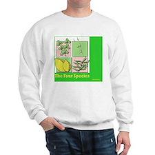 The Four Species Succah Poster Sweatshirt