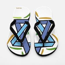 Welcome to My Sukkah Flip Flops