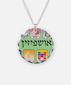 Ashpezin Poster Necklace