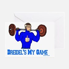 Driedels My Game Greeting Card