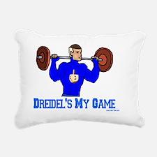 Driedels My Game Rectangular Canvas Pillow