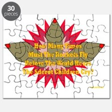 Sderot Cries Puzzle