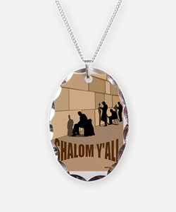 Shalom Yall Kotel Necklace