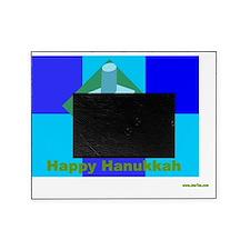 Happy Hanukkah Dreidel Picture Frame