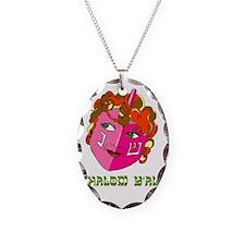 Shalom YAll Dreidel Necklace