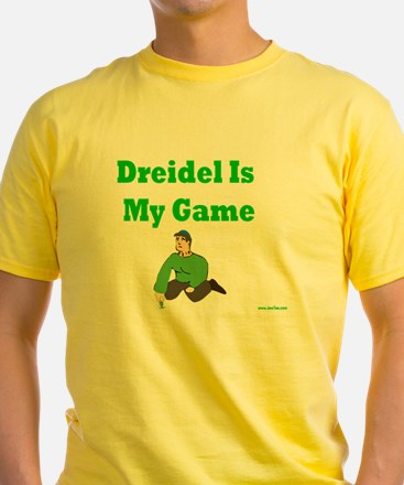 Driedel is My Game T
