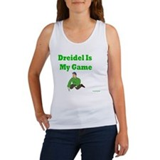 Driedel is My Game Women's Tank Top