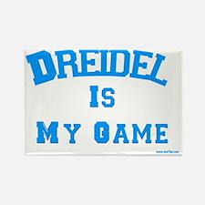 Dreidel is My Game Rectangle Magnet