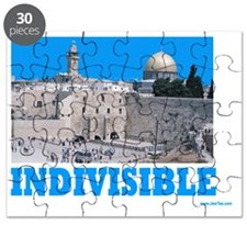 INDIVISIBLE Jerusalem Puzzle