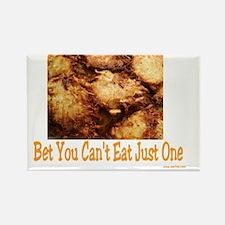 Cant Eat One Hanukkah Latke Rectangle Magnet