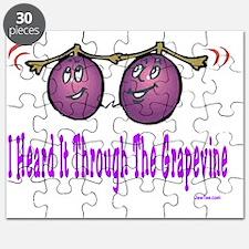 heard thru grapevine Puzzle