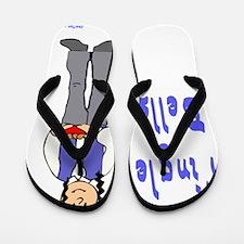 Yingle Bells Flip Flops