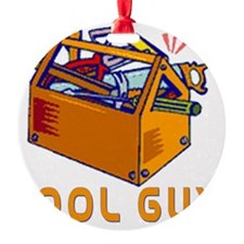 tool guy Ornament