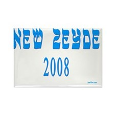 new zeyde 2008 Rectangle Magnet