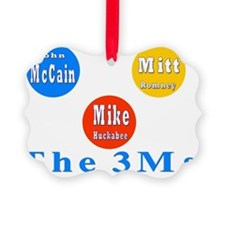 3 Ms Ornament