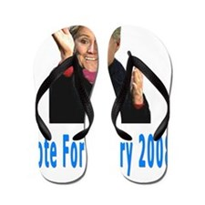 Billary 2008 Flip Flops