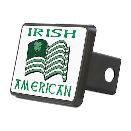 IRISH AMERICAN FLAT Rectangular Hitch Cover