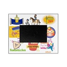 Purim collage Picture Frame