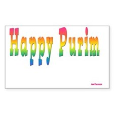 happy purim Decal