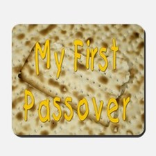 my first passover matzoh. png Mousepad