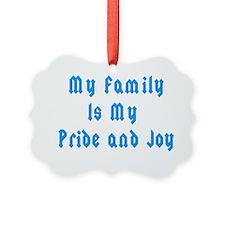family Pride Ornament