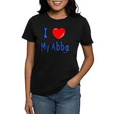 i love my abba Tee