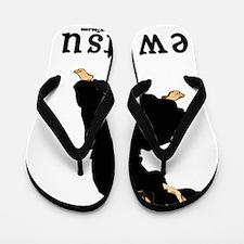 Jewjitsu Flip Flops
