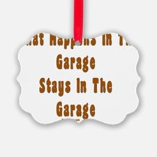 Garage Ornament