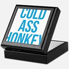 Cold Ass Honkey Keepsake Box