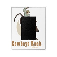 Cowboys Rock Picture Frame