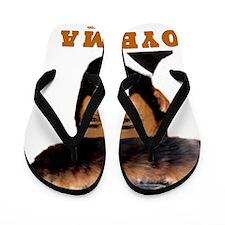 OYBAMA Flip Flops