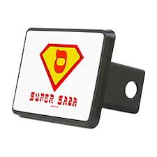 Super Saba flat Hitch Cover