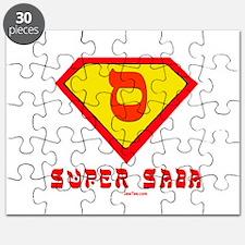 Super Saba flat Puzzle