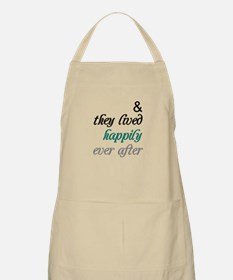 Happily Ever After Apron