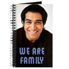 We Are Family Man Journal