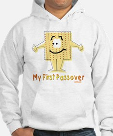 My First Passover Flat Hoodie