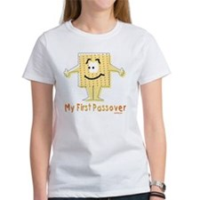 2-My First Passover Flat Tee