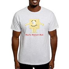 Macho Matzoh Man T-Shirt
