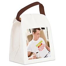 Toyoda Man Canvas Lunch Bag