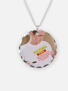 Toyoda Man Necklace