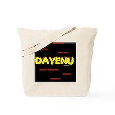2-Dayenu Tote Bag