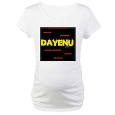 2-Dayenu Shirt
