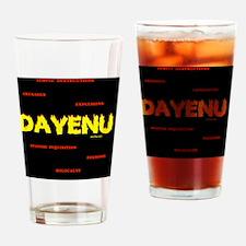 2-Dayenu Drinking Glass