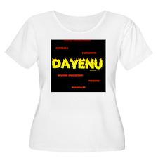 2-Dayenu T-Shirt