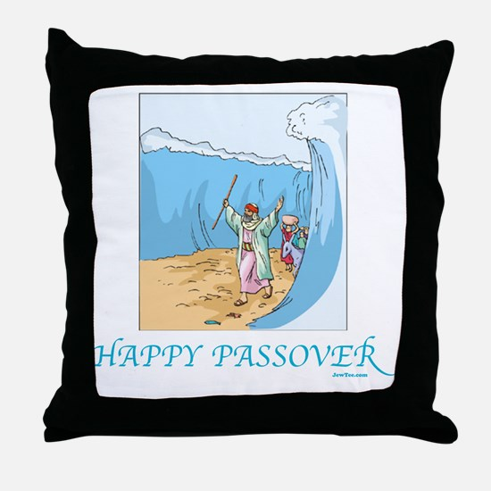 HAPPY PASSOVER CARD 1 Throw Pillow