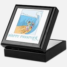 HAPPY PASSOVER CARD 1 Keepsake Box