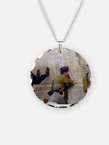 Next Year In Jerusalem Necklace