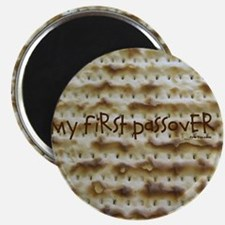 My First Passover Marzoh Magnet