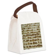 My First Passover Marzoh Canvas Lunch Bag
