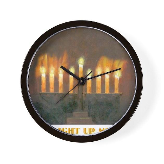 Light Up Light Card Wall Clock by Admin_CP5158327